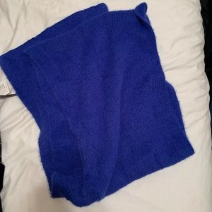 Urban outfitters Royal blue scarf